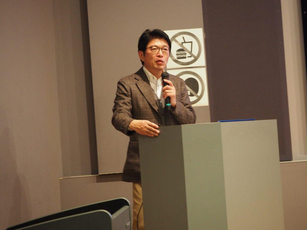 この画像には alt 属性が指定されておらず、ファイル名は 橋本淳司さん-1024x768.jpg です